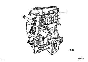 Original Parts for E46 316i 19 M43 Sedan  Engine Short