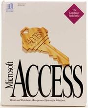 Microsoft Access 1 logo
