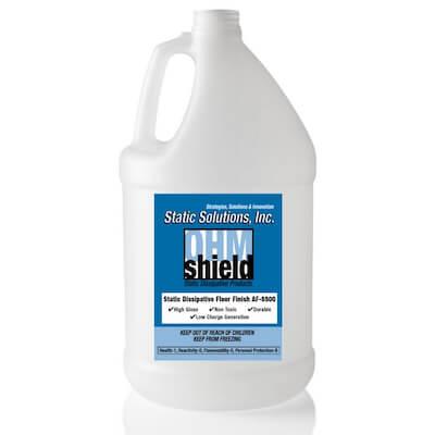 1 Gallon (4 Gallon per case) ESD Static Dissipative Floor Finish