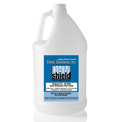 1 Gallon (4 Gallons per case) ESD Static Dissipative Floor Finish
