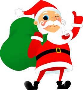 santa clip art from dailyclipart.net
