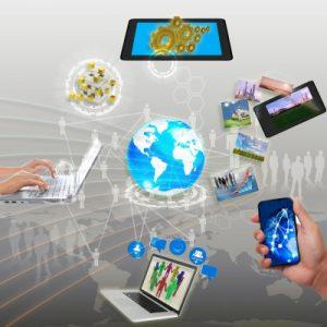 """""""Global network concept"""" Image courtesy of Nutdanai Apikhomboonwaroot at FreeDigitalPhotos.net"""
