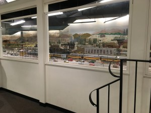 From the San Diego Model Railroad Museum in California