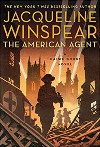 Jacqueline Winspear's American Agent: A Maisie Dobbs Novel Image from Amazon.com