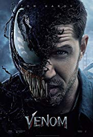 Venom - 2018 Sci-Fi, Action, Thriller Movie Image from imbd.com