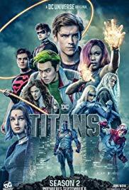 The Entire Titans Season 1 Binge