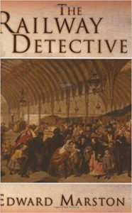 The Railway Detective by Edward Marston Image from Amazon.com