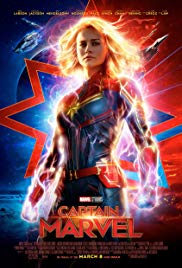 Thoughts on Captain Marvel: MCU Film