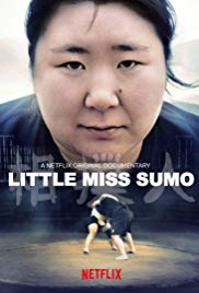 Hiyori Kon:  Little Miss Sumo - documentary short  image from imdb,com