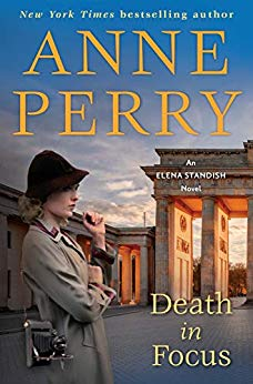 Death in Focus - An Elena Standish Novel by Anne Perry  Image from amazon.com