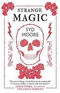 Strange Magic - An Essex Witch Museum Mystery  Image from amazon.com