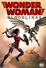 Bloodlines: Wonder Woman - a DC Movie  Image from imdb.com