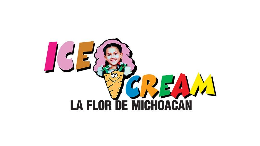 La Flor De Michoacan Logo