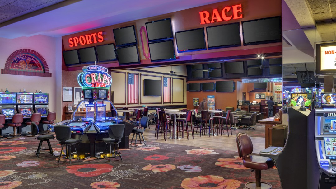 Fiesta Rancho Race and Sports Book