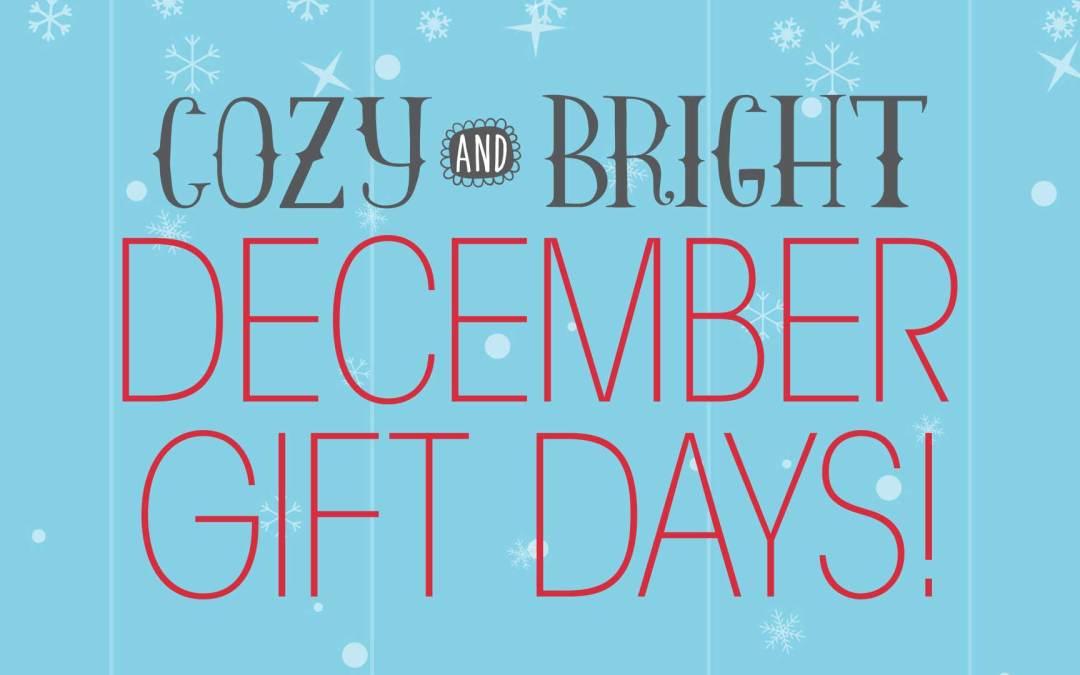 December Gift Days