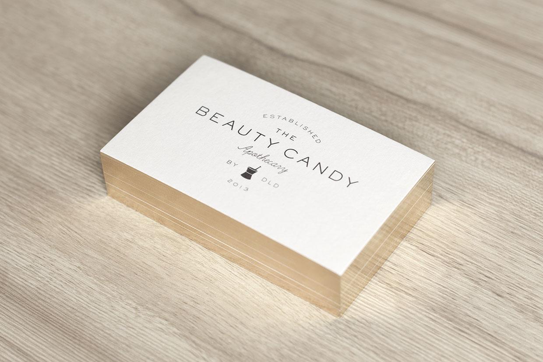 Beauty Candy branding