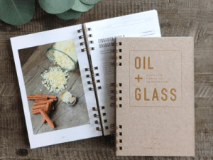 Amber Asay Essential Oil Recipe Book