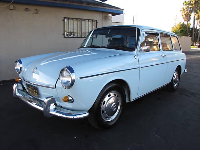 1969 Volkswagen Squareback- $4,900 | Station Wagon Finder