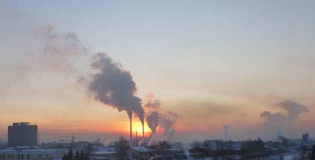 Power Plant Air Pollution
