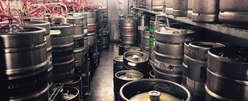 beer keg industry statistics