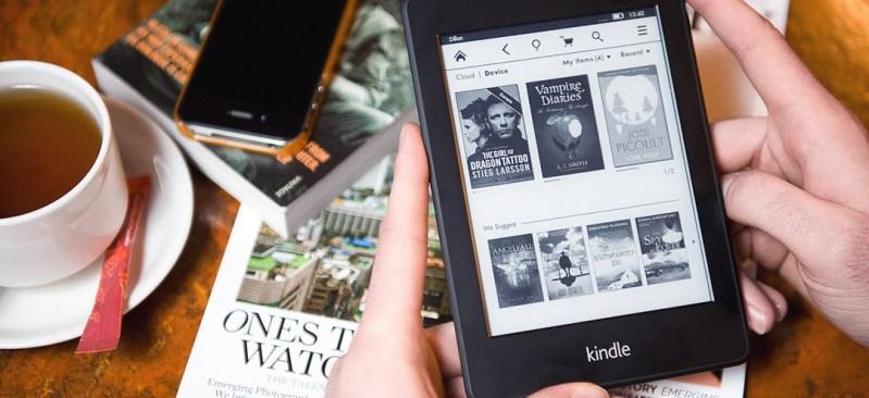 e reader ebook market share statistics