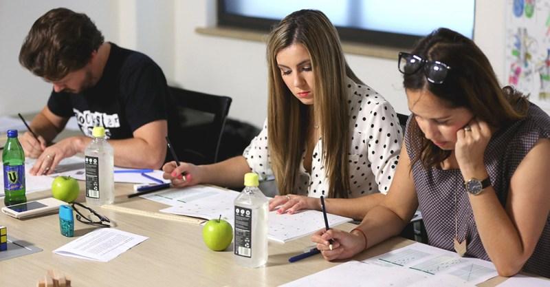 IQ by college major test statistics
