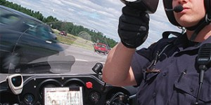 cars that get the most speeding tickets