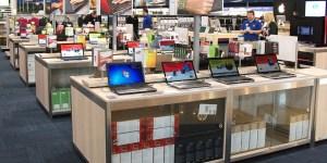 computer sales totals statistics
