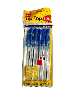 Cello Tip Top Dark Ballpoint Pens by StatMo.in