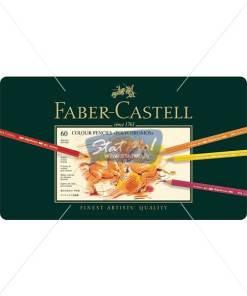 Faber Castell Polychromos Artists Colour Pencil 60 Shades