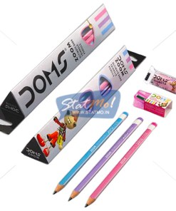 Doms Zoom Triangle Pencils by StatMo.in