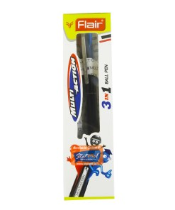 Flair Multi Action Ball Pen (3-in-1) by StatMo.in