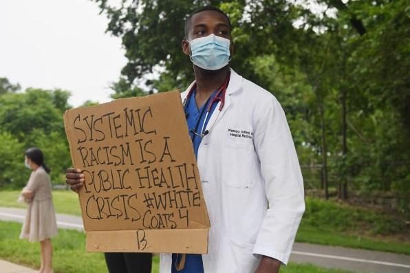 racist healthcare
