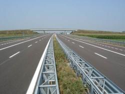 Autostrada, immagine d'archivio