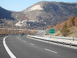 autostradaa25