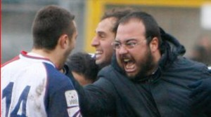 L'ex presidente de Potenza Calcio, GiuseppePostiglione