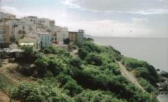 Rodi Garganico, Quartiere Cambomilla e area verde sottostante