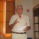 Il sociologo di Manfredonia Silvio Cavicchia (image by Stato)