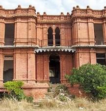 Facciata VillaRosa (immagine tratta da articolo G.Cafarelli-Manfredonia.net)