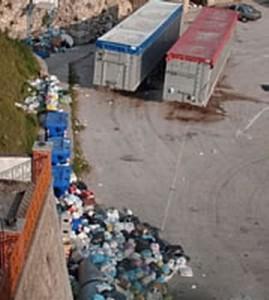rifiuti cajass (canale9)
