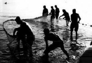 Sciabica pesca (immagine da Wikipedia.italia)