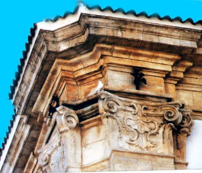 Palazzo dei Celestini (Alto)