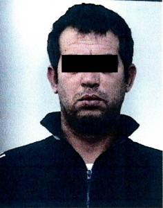 L'arrestato Antonio Cardinale