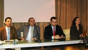 conferenza stampa, presentazione Aldo Ragni