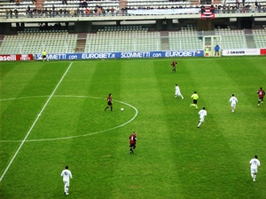 Foggia calcio - image N.Saracino