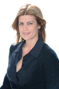 la candidata Rita Rungetti