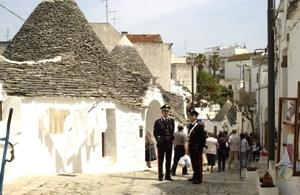 carabinieri - Alberobello