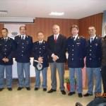 I poliziotti di San Severo premiati