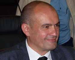 Il sindaco di Lucera, Pasquale Dotoli