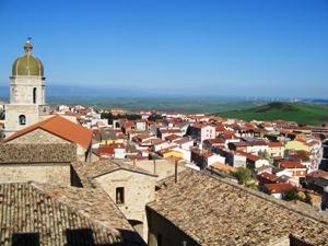 Panorama Pietra Montecorvino